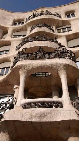 Casa Mila - La Pedrera Photo
