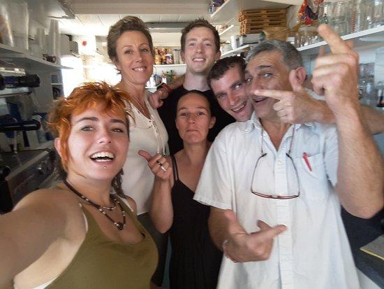 Lancieux, Frankrike: l'équipe de la saison 2016 ! joie, bonheur, professionnalisme