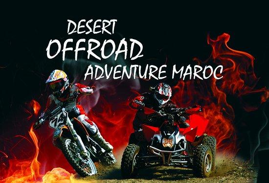 Desert Offroad Adventure Maroc