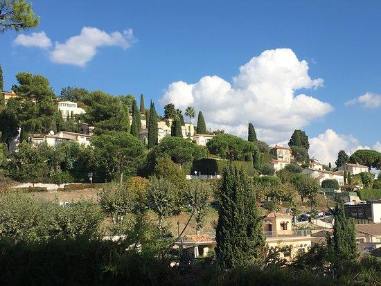 Le Hameau : St. Paul du Vance - das Dorf ist nur wenige Minuten entfernt