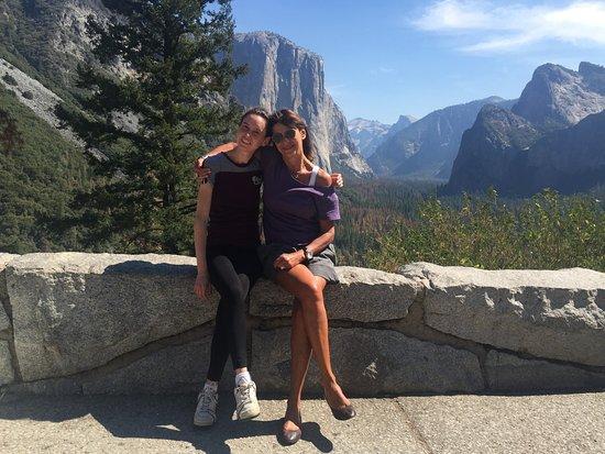 Tenaya Lodge at Yosemite: In Yosemite near Tenaya Lodge