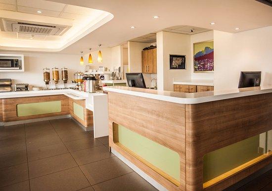 Sun1 Milnerton Reception & Breakfast Area