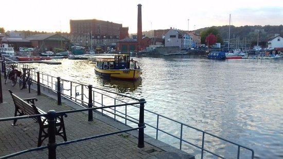 Baltic Wharf Caravan Club Site
