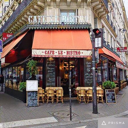 Cafe Le Corso Paris