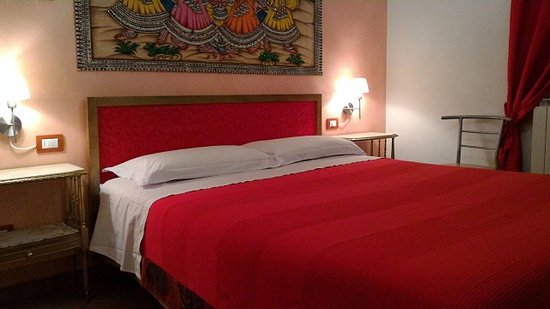 GiEt Bed and Breakfast: Camera rossa