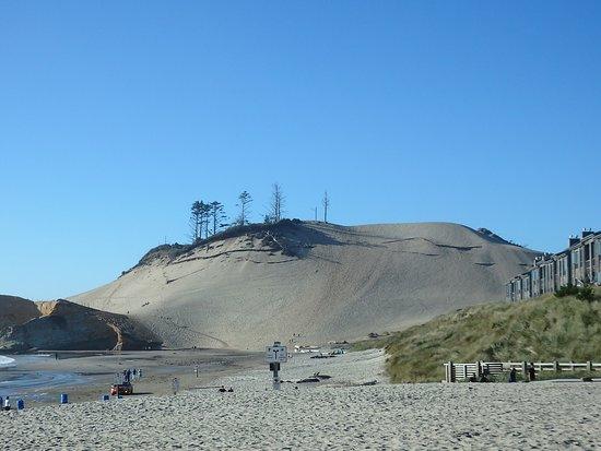 Pacific City, Oregón: sand dune