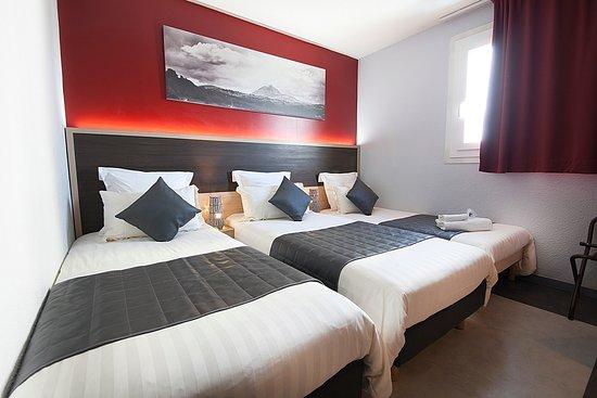 comfort hotel clermont saint jacques 3. Black Bedroom Furniture Sets. Home Design Ideas