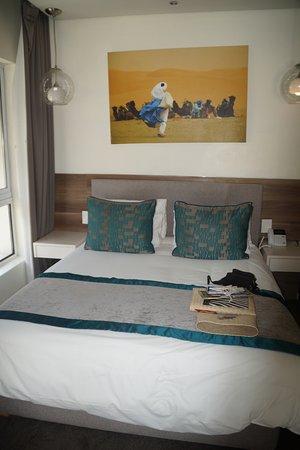 Cape Milner: En svært god seng