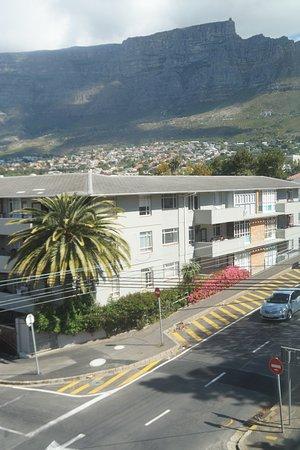 Cape Milner: Utsikt til Table Moutain