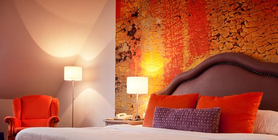 Friday Hotel Prague: Design room