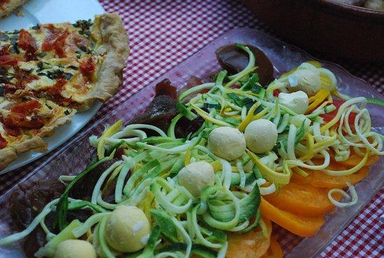 La cuisine provencale mas des comptes de provence for Cuisine provencale