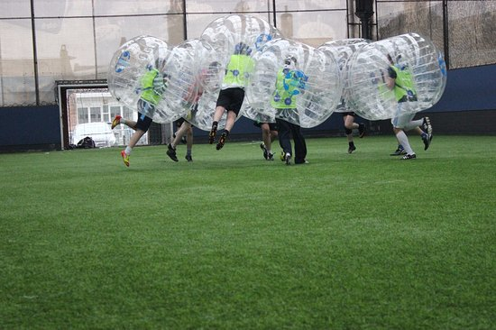 ‪Bubble Soccer Scotland‬
