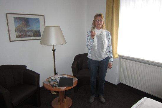 Sonnenhotel Hohen Hahn Foto