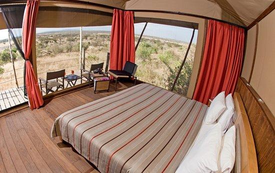 Eagle View, Mara Naboisho: Eagle View Tent Interior