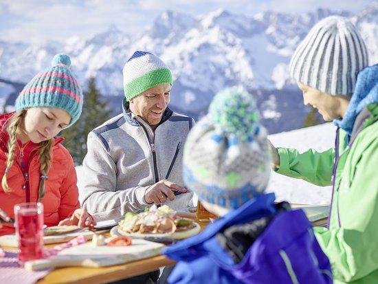 Oostenrijk: Lunchen in Dienten am Hochkönig; Österreich Werbung, Peter Podpera