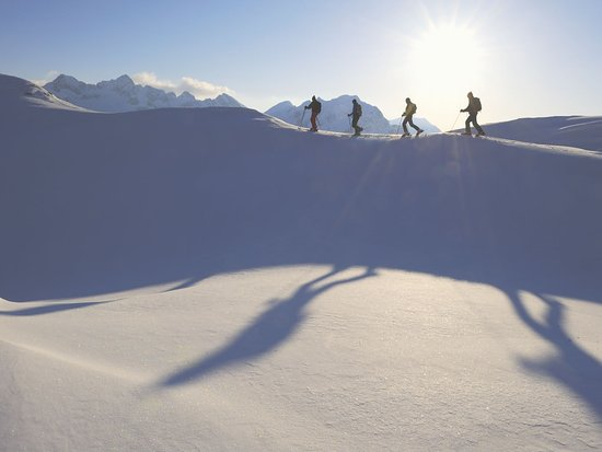 Oostenrijk: Toerskiën in Lech am Arlberg; Österreich Werbung, J. Mallaun