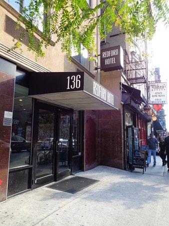 Redford hotel new york city prezzi 2018 e recensioni for Hotel a new york economici