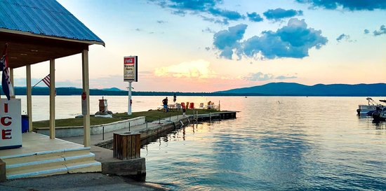 Marina & Market on Ossipee Lake
