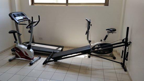 Tulip Inn Accra Hotel: Gym
