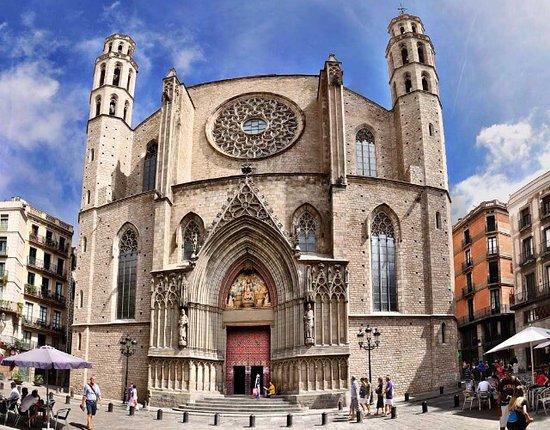 كاتدرائية سان ماري البحرية (كنيسة سانتا ماريا ديل مار)