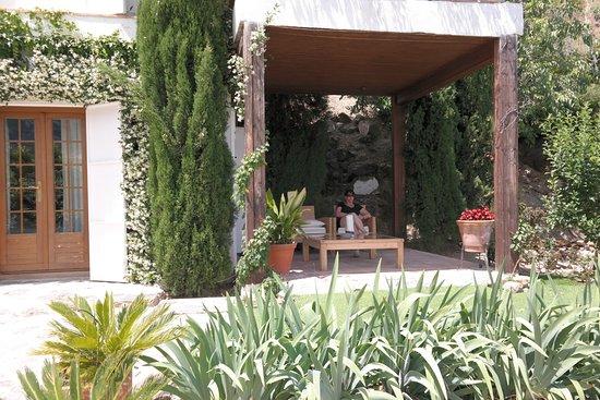 La Almunia del Valle: ons terras naast de kamer