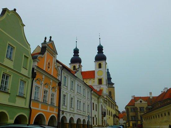Telc central square