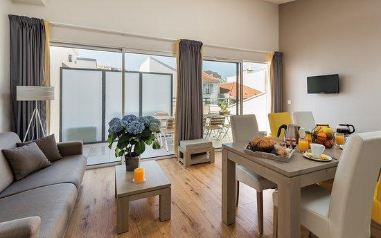 Lagrange apart 39 hotel les patios eugenie bewertungen for Biarritz appart hotel