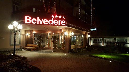 Belvedere Swiss Quality Hotel: Hôtel super-sympathique