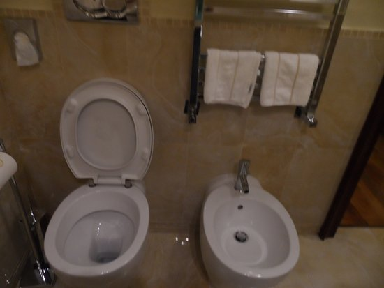 Hotel Contilia: Banheiro minusculo!