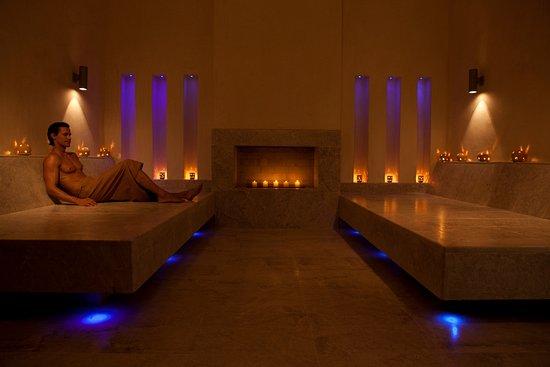Concorde Hotel Marco Polo: centre spa