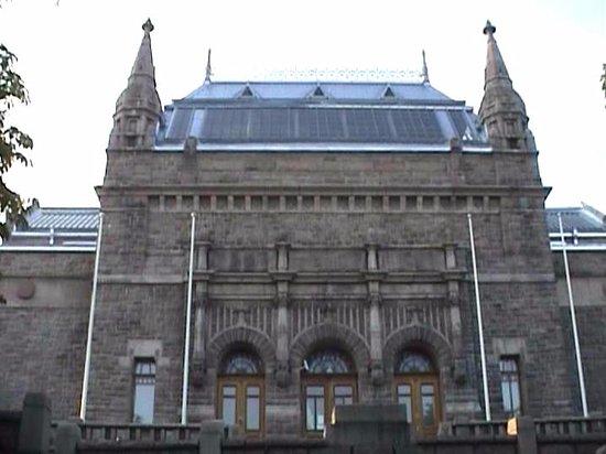 Turun taidemuseo: Музей искусств Турку