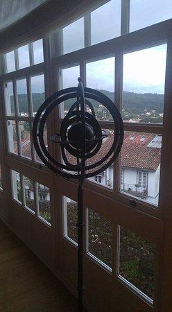 Costa Vella Hotel: una de las galerias del hotel