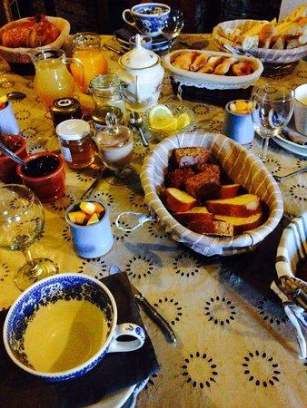 Rapale, Frankrig: petit dejeuner gourmand et FAIT MAISON