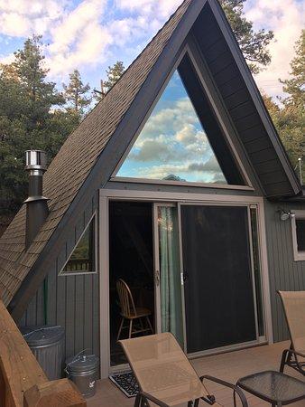 Idyllwild, Californië: Amazing Views cabin