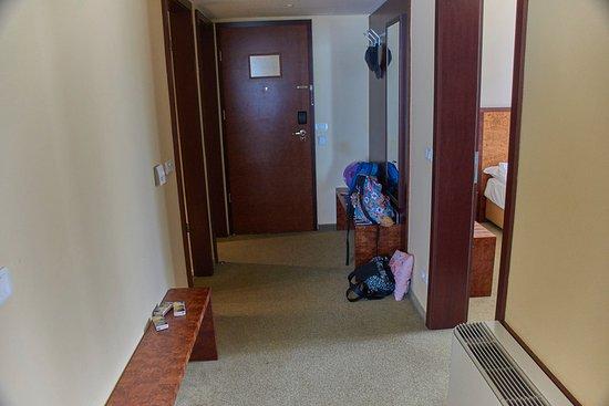 Hotel Princess : Przedpokój