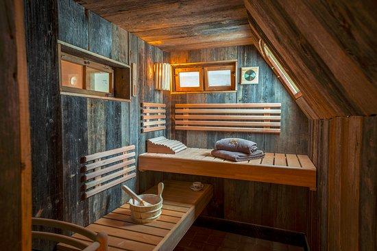 Goldenes Fass Meissen: SPA Doppelzimmer mit Bio-Sauna und Whirlwanne