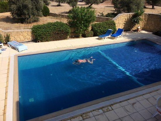 Озанкой, Кипр: The pool