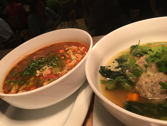 Lynden, WA: Minestrone & Italian Wedding Soup