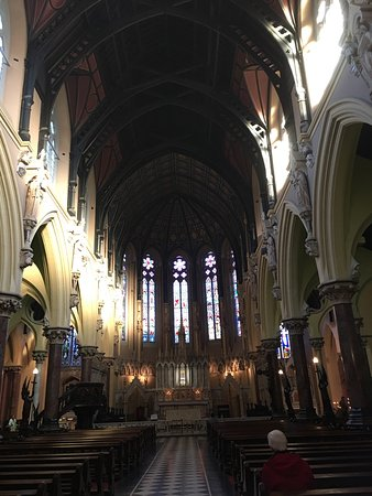 St. Peter and Paul's Church : This beautiful church is in the center of Cork's Patrick street shopping. It is breath taking.