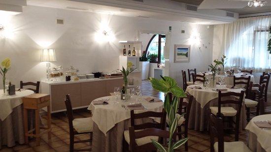 Campodarsego, إيطاليا: nuova zona ristorante