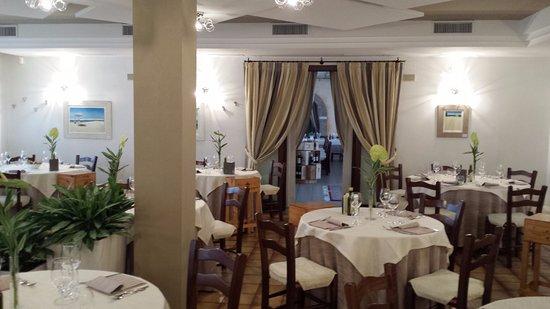 Campodarsego, إيطاليا: tavoli ristorante