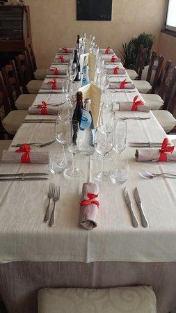 Campodarsego, إيطاليا: tavolo festa di laurea