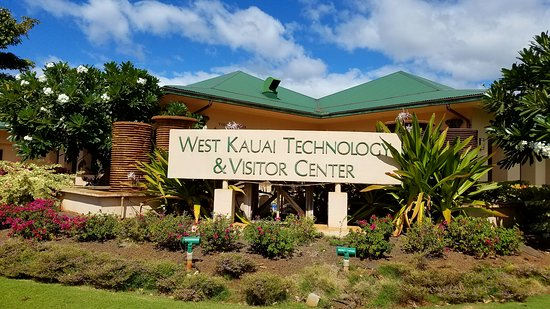 ‪West Kauai Technology & Visitor Center‬