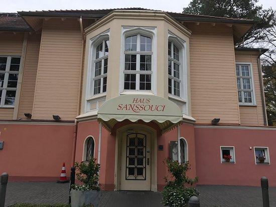 Haus Sanssouci Berlin Wannsee Restaurant Reviews