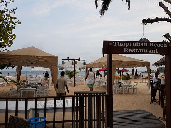 Thaproban Beach House: 20161101_173120_large.jpg