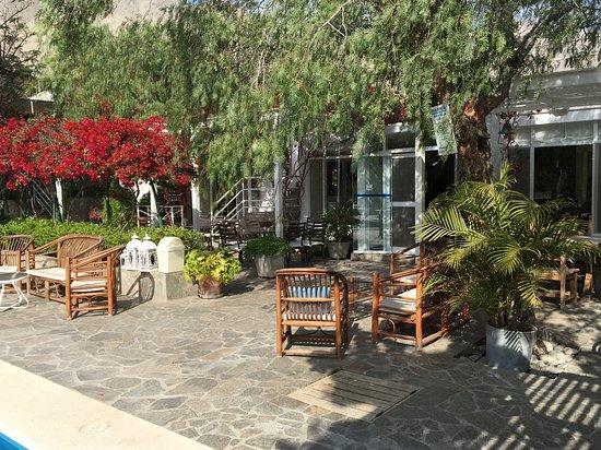 Hotel Los Palomos: Restaurante