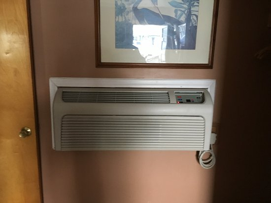 Bedford Motel: New AC/Heat Units.
