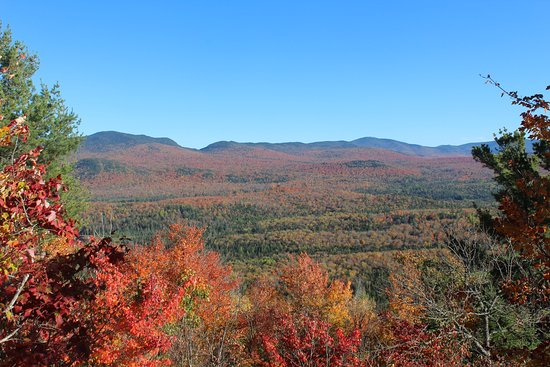 view from the Cobble Hill Summit