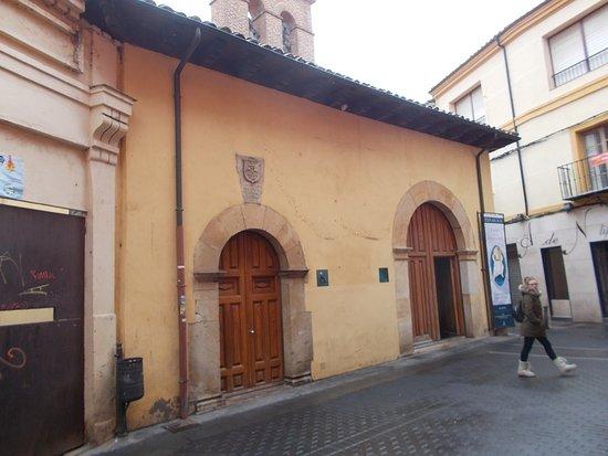 Iglesia de San Salvador de Palat del Rey