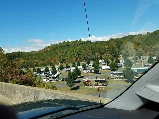 RIVERS EDGE MOUNTAIN RV RESORT Campground Reviews Murphy NC